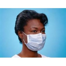 3M 1820 Earloop Fluid Resistant Face Mask - Bx50