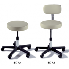 Midmark Ritter 272 273 Air Lift Stool with Composite Base