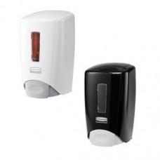 Rubbermaid Flex Hand Soap and Sanitizer Manual Push Dispenser 500ml