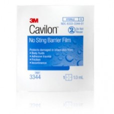 3M Cavilon No-Sting Barrier Film Wipe - Ca25