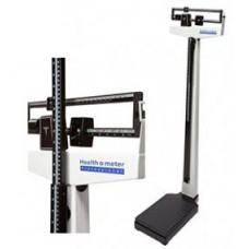 Healthometer 402KL Beam Scale with Height Rod
