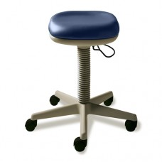 Midmark 425 Ergonomic Pneumatic Exam Stool with Seat Cushion