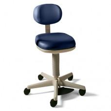 Midmark 427 Ergonomic Pneumatic Exam Stool with Seat Cushion