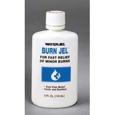 Water-Jel Burn Jel 4 oz. Squeeze Bottle