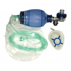 Dynarex Pediatric MPR Bag - 2500 cc/ml Bag - Ca6