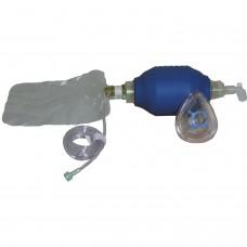 Dynarex Adult MPR Bag - 2500 cc/ml Bag - Ca6