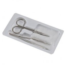Covidien Suture Removal Kit with Iris Scissors Bx50