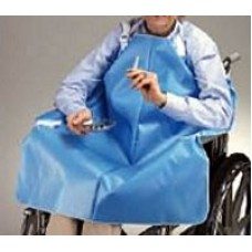Skil-Care Wheelchair Smokers Apron - White