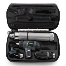 Diagnostic Set 97210M with Coaxial Ophthalmoscope, Direct Plug-In Handle in Hard Case
