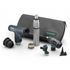 Diagnostic Set: PanOptic™ Ophthalmoscope,Cobalt Blue Filter w/Lens, Convertible Rechargeable Handle