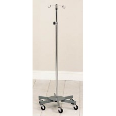 Clinton Six-Leg Heavy Duty IV Pole