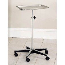 Clinton Mobile Instrument Stand with Aluminum Base