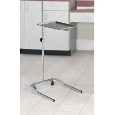 Clinton Single Post Mayo Instrument Stand