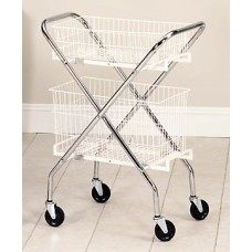 Clinton TC-233 Dual Basket Cart