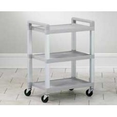 Clinton Plastic Utility Cart
