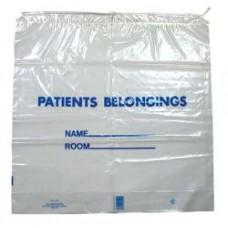 Donovan Patient Belonging Bag with Drawstrings- Ca250
