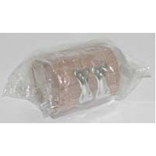 Dukal 2'' Elastic Latex Free Bandage with Clips Ea