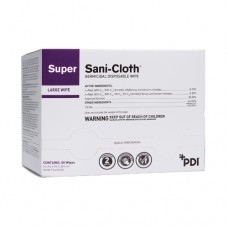 PDI Super Sani-Cloth Germicidal Disposable Wipe, Ca500