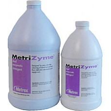 Metrex MetriZyme Dual Enzymatic Detergent .5 Gallon Bottle