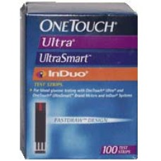 Lifescan One Touch Ultra Test Strips- Bx50