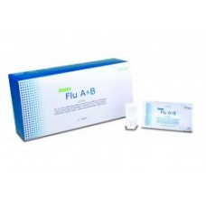 LifeSign Status Flu A & B Rapid Test Bx25