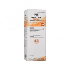 PDI U26595 Sani-Cloth Bleach Germicidal Disposable Wipe Ca120
