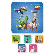UAL Kids Stickers - Toy Story - 2.5x2.5 - RL90