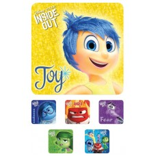 UAL Kids Stickers - Inside Out - 2.5x2.5 - RL90