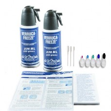 Cryosurgery Verruca Freeze 472ml Twin Pack Kit *R*
