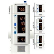ADC ADView 9000 Diagnostic Station -Vital Signs Monitor