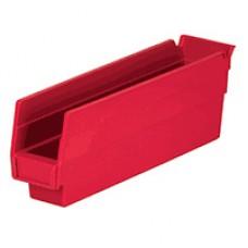 Akro-Mils 30-110 Red Shelf Bin *In Stock Special*