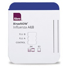 Alere BinaxNOW Influenza A and B Card - Bx22