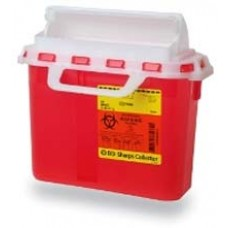BD 5.4 Quart Next Generation Exam Room Sharps Collector Ca20