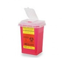 Becton Dickinson Sharps Container 1 Quart Ea
