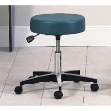 Clinton 2155 Physician Stool Stainless Steel Air Lift