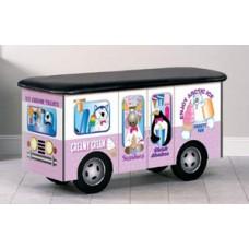 Clinton Ice Cream Truck Pediatric Table
