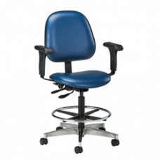 Clinton Lab Stool Contour Seat and Backrest