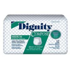 Whitestone Dignity Compose Brief Extra Large - Ca60