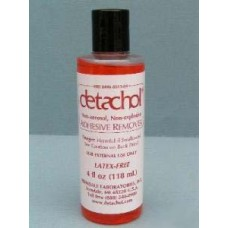 Ferndale Detachol Adhesive Remover 4 oz. Bottle- Ea