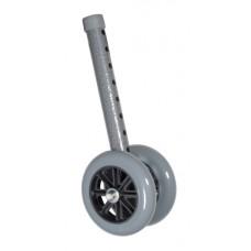 Drive Heavy Duty Bariatric 5'' Walker Wheels