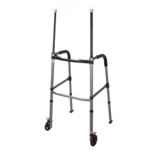Drive Lift Walker with Retractable Stand Assist Bars