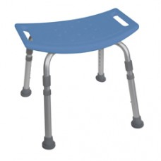 Drive Blue Bathroom Safety Shower Tub Bench Chair