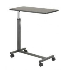 Drive Non Tilt Top Silver Vein Overbed Table