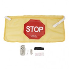 Drive High Visibility Door Alarm Banner with Magnetically Activated Alarm System