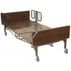 Drive Full Electric Bariatric Hospital Bed with Mattress and T Rails