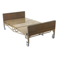 Drive Full Electric Heavy Duty  Bariatric Hospital Bed with T Rails and Mattress