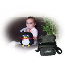 Drive Pediatric Penguin Nebulizer Compressor with Case