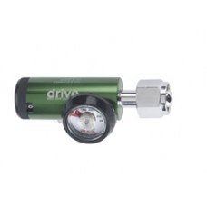 Drive CGA 540 Mini Oxygen Regulator 0-15 LPM DISS Outlet