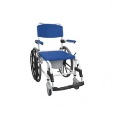 Drive Aluminum Shower Commode Wheelchair
