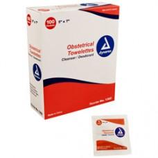 Dynarex Obstetrical Towelette Bx100
